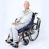 Mr.LQ Verdicktes winddichtes Rollstuhl-Wärmekissen Einteiliges Kissen Kissen Home Out Rückenpolster Kann gewaschen Werden - 4