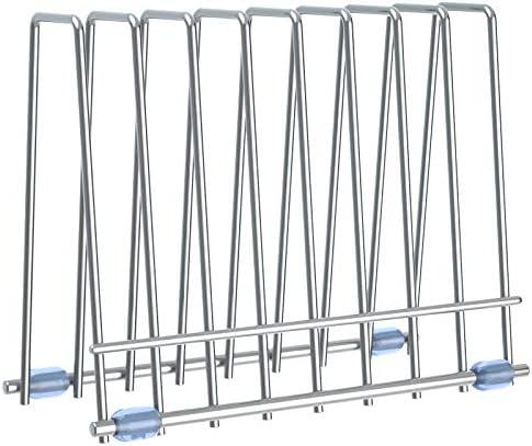 Reusable Storage Bags Rack Drying Rack for Storage Bags Stainless Stand for Reusable Storage product image