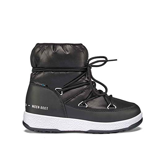 Moon Boot, Chaussures montantes pour Garçon - Noir - Noir , 32 EU EU