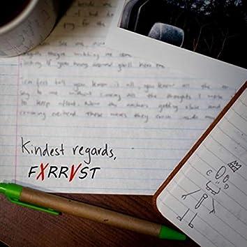 Kindest Regards, (Acoustic)