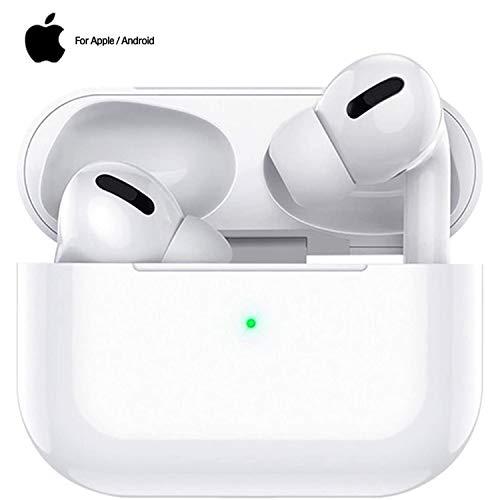 Bluetooth Kopfhörer Kabellose Kopfhörer mit Premium Klangprofil Noise Cancelling, kabellos Ohrhörer mit Wireless Ladekoffer, IPX5 Wasserschutzklasse für iPhone Android in-Ear Kopfhörer