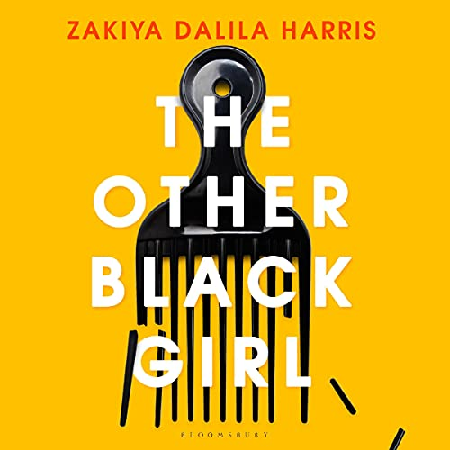 The Other Black Girl cover art