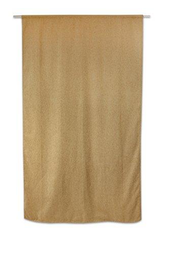 Home Textiles Mendola 10–149jennifer Tenda Jennifer H 140x 245cm, Colore Miele