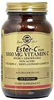 SOLGAR Ester C 1000 mg 60 Tablet SKT: 01/2021