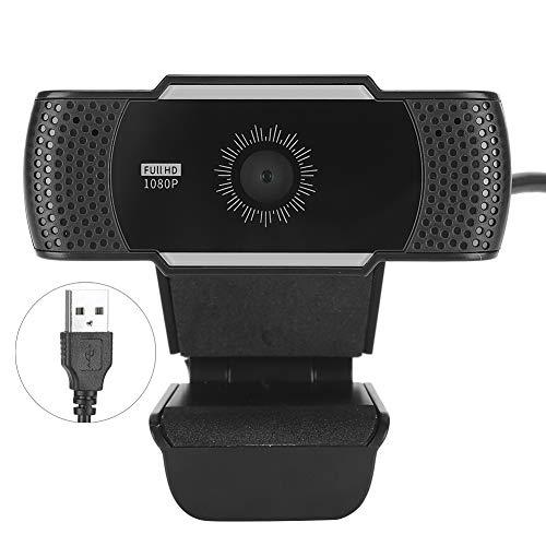 Tragbare 1080P-Webkamera, USB-Kamera für PC für Windows/für Android/für Linux-System Web-Camcorder Computer Kam