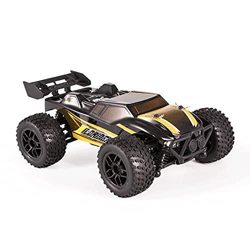 KGUANG Mini Coche Todoterreno RC para niños 4WD Amortiguador Escalada 2.4G Buggy de Control Remoto 1:24 Modelo de Escala Carga USB Vehículo de Juguete eléctrico Niño Niña Cumpleaños