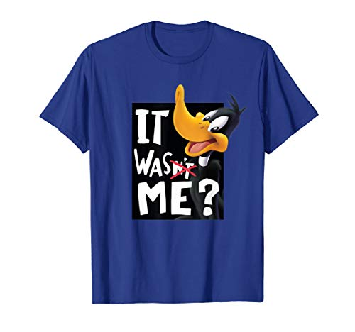 Looney Tunes Daffy Duck It Was Me T-Shirt