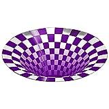 41zindwyNvL. SL160  - Tapis 3D en Trompe l'Oeil avec Effet Vortex Spectaculaire (video) - Tapis, Maison, Illusion, Design, Déco, Amazon, 3D