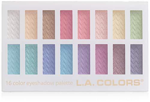 Paletas De Maquillaje Economicas marca L.A. Colors
