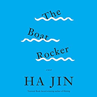 The Boat Rocker audiobook cover art