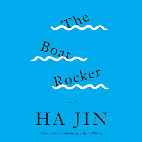 The Boat Rocker audiobook cover art