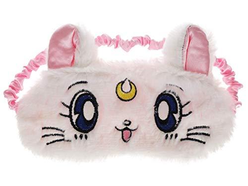 Sailor Moon kuschelige Katzen Schlafmaske Motiv: Artemis