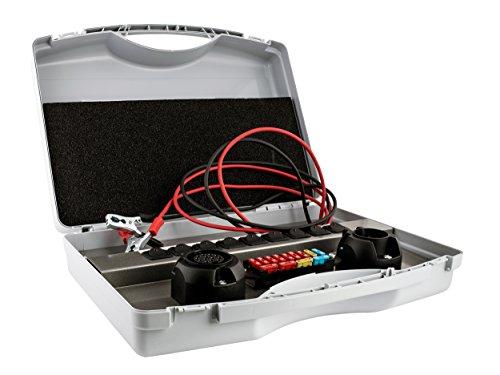JAEGER 50400109 testapparaat effen in koffer voor trekhaak