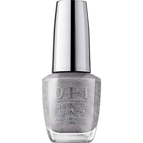OPI Infinite Shine 2, Silver on Ice