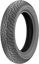 Dunlop D404 Front Motorcycle Tire 110/90-18 (61H) Black Wall - Fits: Honda Magna VF700C 1984-1986