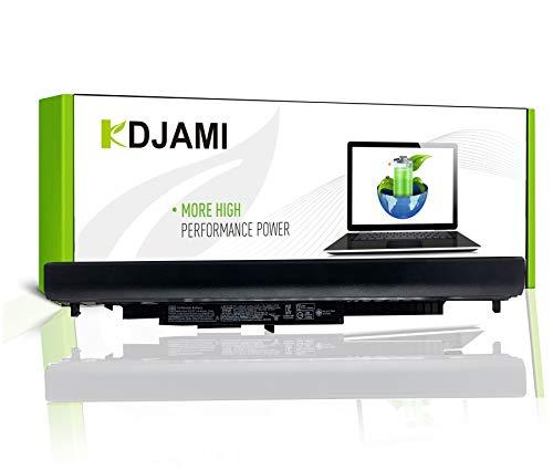 Laptop Battery for HP, KDJAMI Battery HS03 HS04 807957-001 807956-001 807612-421 240 245 250 256 G4 HSTNN-LB6V HSTNN-LB6U for HP Pavilion 14 15 Series [4 Cells/14.8V/41Wh/2600mAh]