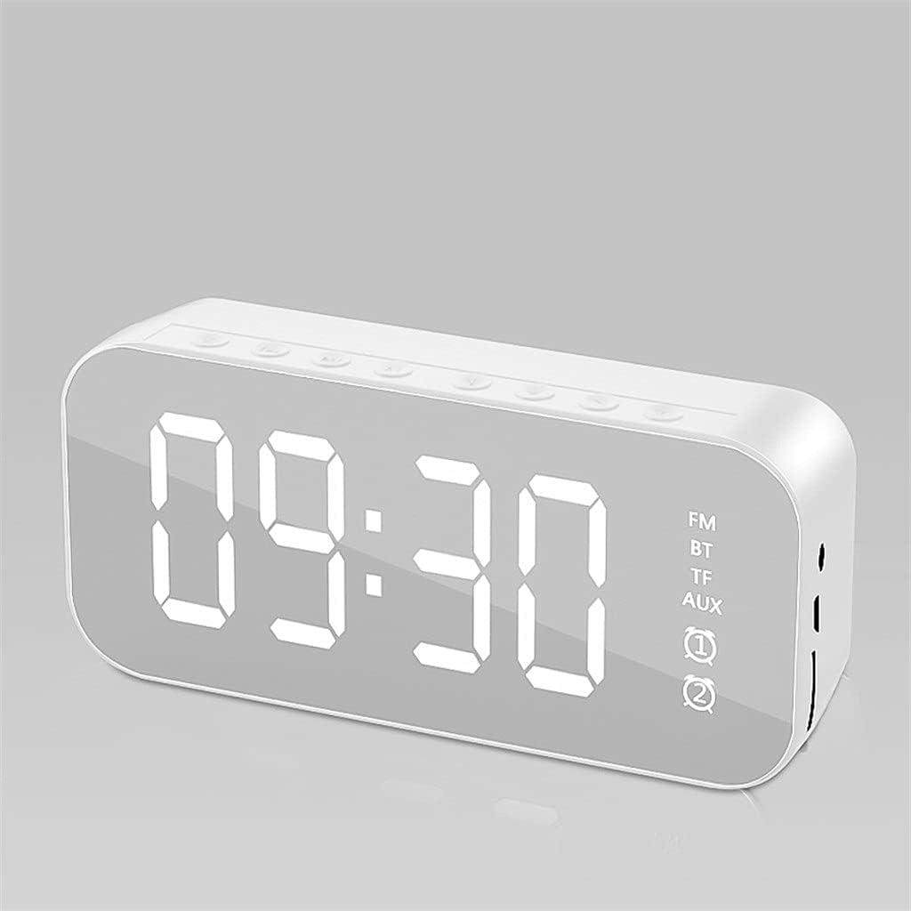 ZZNNN Wireless Max 80% OFF Speaker Bluetooth Small Alarm C Max 87% OFF