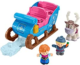 Disney Frozen Kristoff's Sleigh by Little People