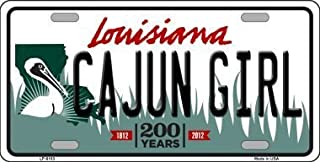 Best cajun license plate Reviews
