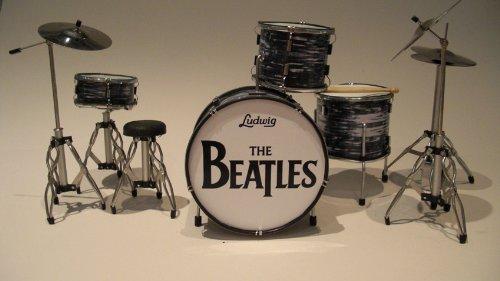 RGM318Ringo Star/Beatles Original Schlagzeug in Miniaturausführung