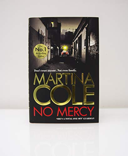No Mercy: The heart-stopping novel from the Queen of Crime