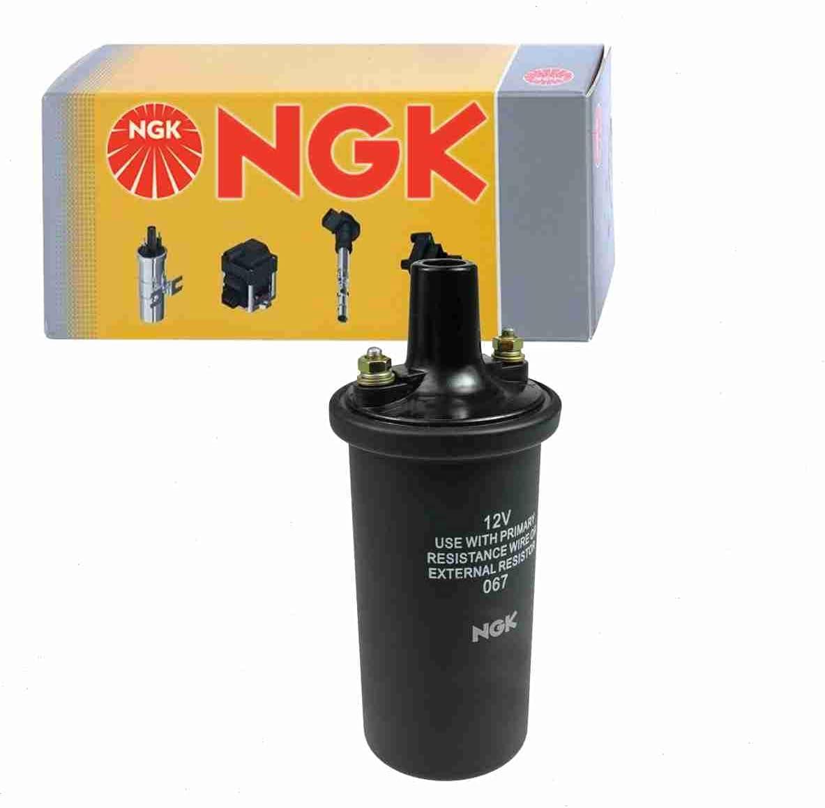 Popular popular NGK Ignition Spring new work Coil compatible with Suzuki Samurai 1.3L 1985-19 L4