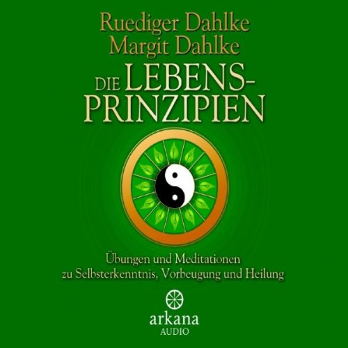 Die Lebensprinzipien audiobook cover art