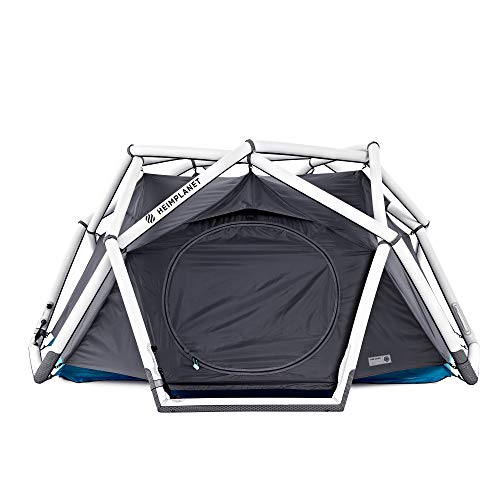 HEIMPLANET Original | The Cave 2-3 Person Dome Tent | Inflatable Tent - Set Up in Seconds | Waterproof Outdoor Camping - 5000mm Water Column | Supports 1% for The Planet