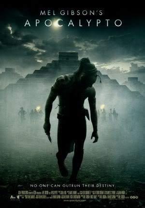 Apocalypto - Mel Gibson - Dutch – Movie Wall Art Poster Print – 43cm x 61cm / 17 Inches x 24 Inches A2