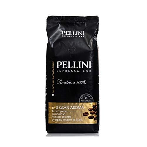 Pellini Espresso Gusto Bar Nr. 3 Gran Aroma Bohnen 1 kg