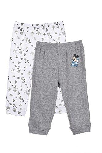 Set de 2 pantalons de naissance en coton bébé garçon