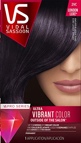 Vidal Sassoon Pro Series, 2VC Oxford Violet Onyx, 1 Count