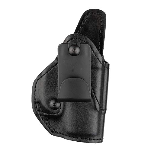 Safariland, 27, Inside The Pants Concealment Holster, Fits: Glock 43, Plain Black, Right Hand (27-895-61)