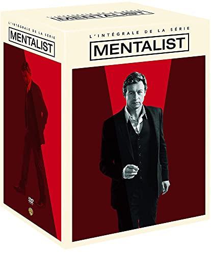 Coffret intégrale the mentalist, saisons1 à 7