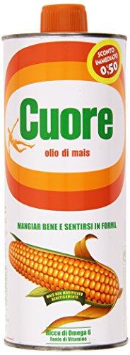 Cuore Maiskeimöl mit Vitamin E und B6 (ohne Gentechnik)1000ml Dose