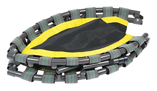 Hudora Trampolino Potenza Pieghevole, 91 cm, 65410