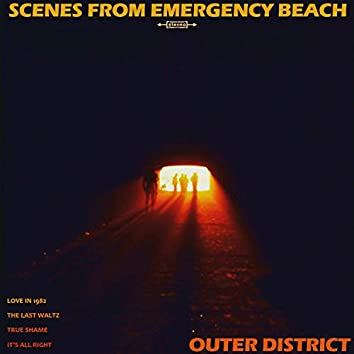 Scenes from Emergency Beach