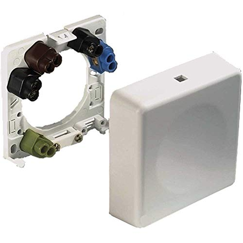 PROTEC 050289 PROT Geräteanschlussdose UP/AP PGAD 526, 1 Stück
