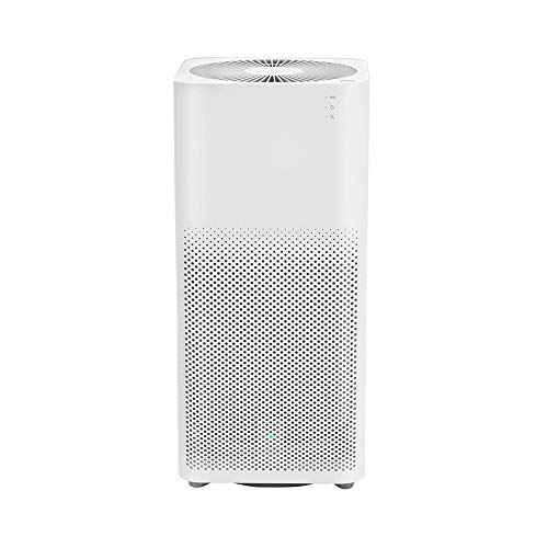 Xiaomi Mi Air Purifier 2H EU version - Purificador de aire, con control por app movil, para estancias hasta 31m2, 260m3/h, Color Blanco ✅