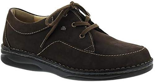 Finn Comfort Bagan, Classic-Sp, Cherokee (Nubukled.), Grizzly (Dunkelbraun) 1114-260165