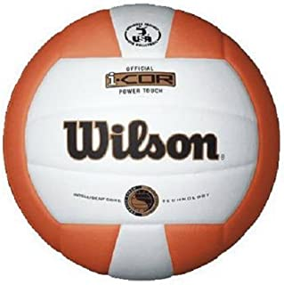 Best wilson i cor power touch volleyball Reviews