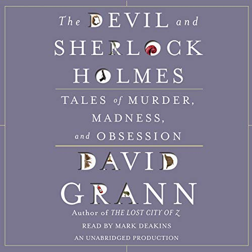 The Devil and Sherlock Holmes cover art