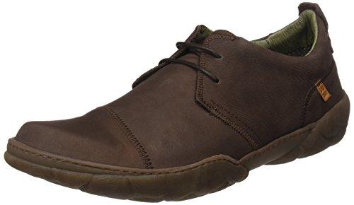 El Naturalista Men's N5080 Pleasant Brown/Turtle Slipper, 41 Medium EU (8 US)