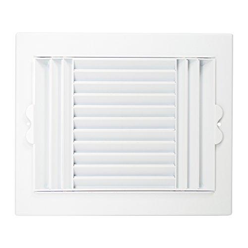 Deflecto Ceiling Register, 10' x 8' (RGC108)