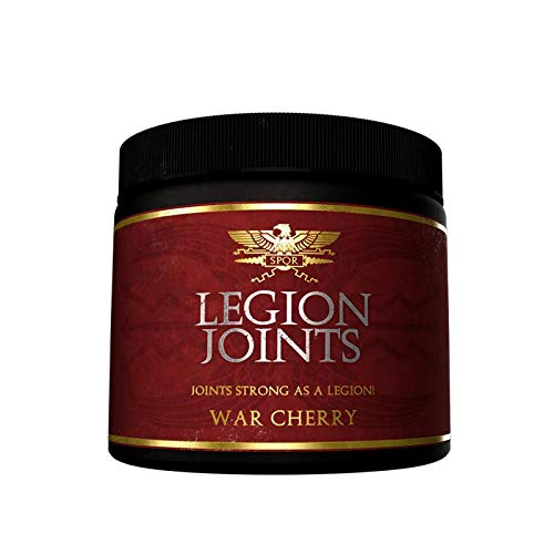 Limited Edition Gods Rage Legion Joints Joint Nutrient for Wearing Sympathy Joint Discomfort Including Exclusive Postcards (War Cherry)