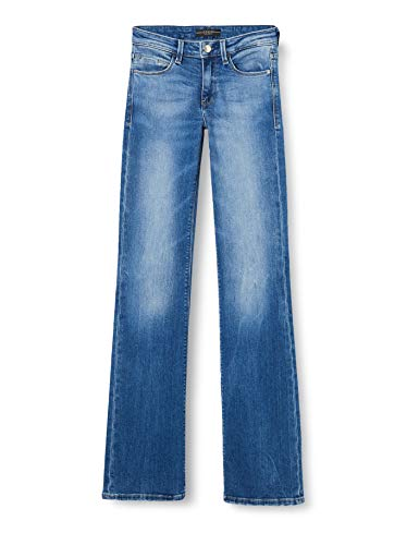 Guess Sexy Boot Jeans, Blu, 25 Donna