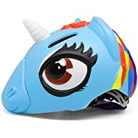Pathlane Kids' Unicorn Bicycle Helmet