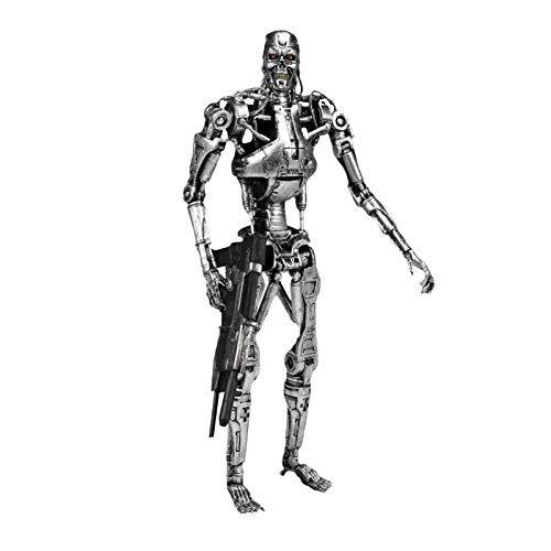 NECA Figura Endoesqueleto Terminator T-800, Multicolor (39859)