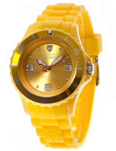 DETOMASO Damen-Armbanduhr Analog Quarz DT3007-C
