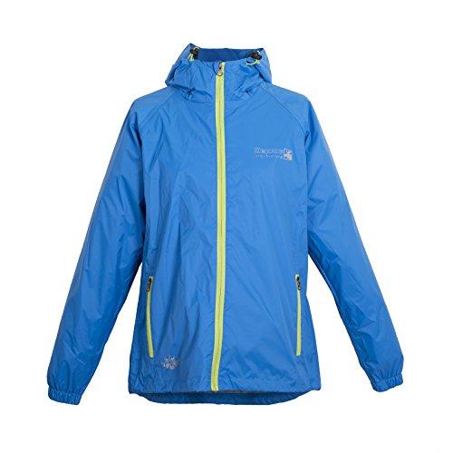 Deproc Active Damen Regenjacke CHESTER Jacke, blue, 46